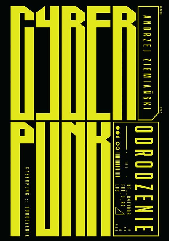 okładka Cyberpunk. Odrodzenie, Ebook | Andrzej Ziemiański