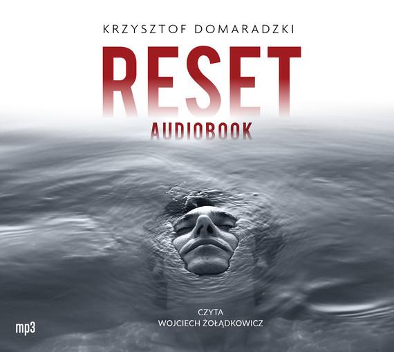 okładka Resetaudiobook | MP3 | Krzysztof Domaradzki