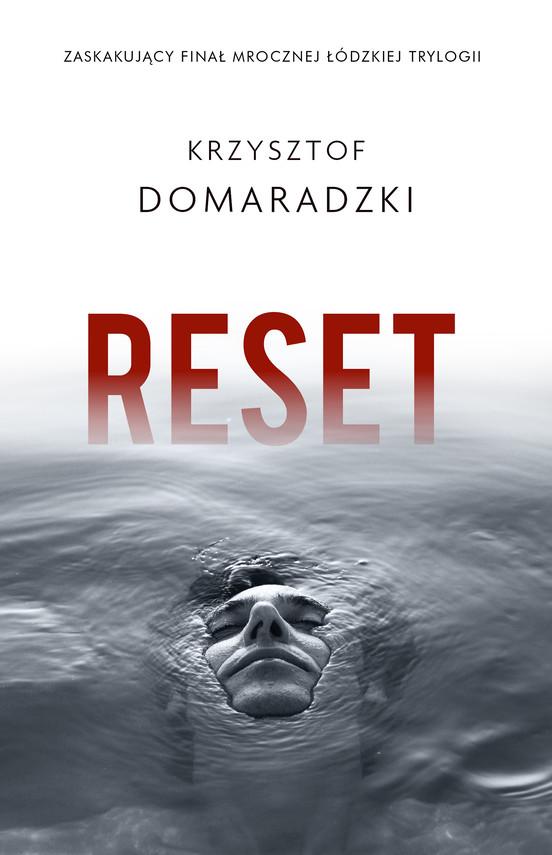 okładka Resetebook | epub, mobi | Krzysztof Domaradzki