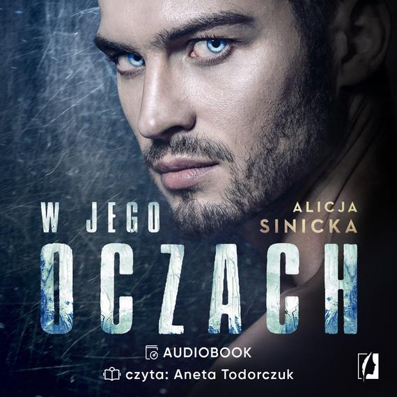 okładka W Jego oczachaudiobook   MP3   Alicja Sinicka