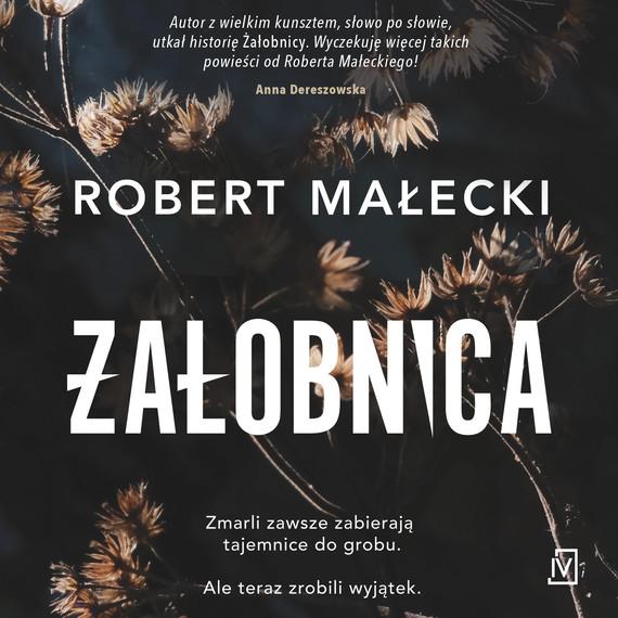 okładka Żałobnicaaudiobook | MP3 | Robert Małecki