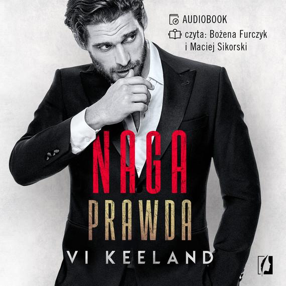 okładka Naga prawdaaudiobook   MP3   Vi Keeland