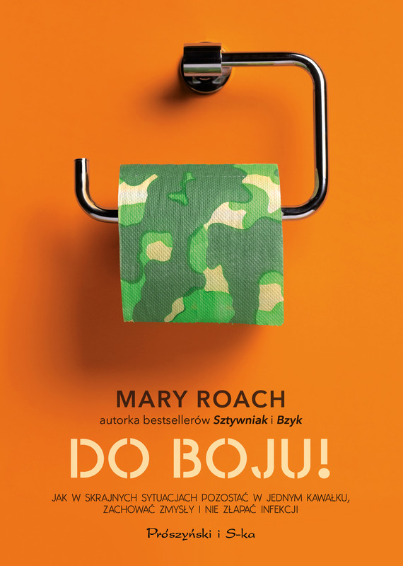 okładka Do boju !, Ebook   Mary Roach