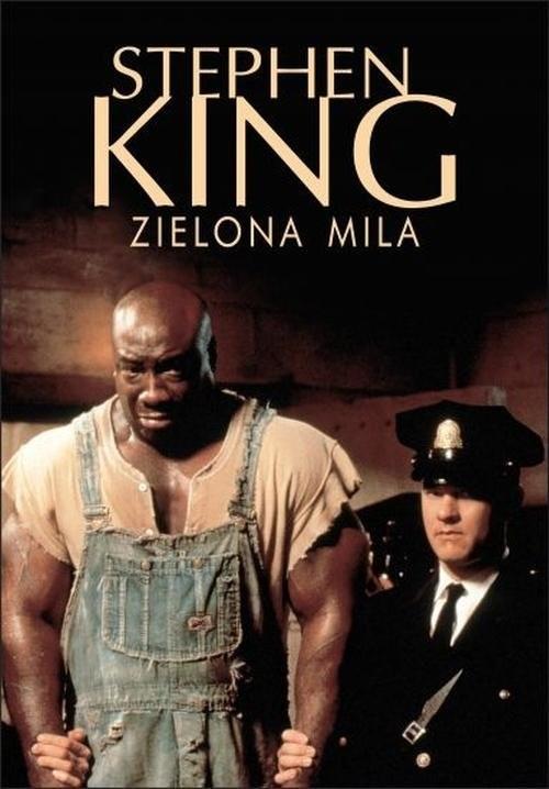 okładka Zielona mila, Książka | Stephen King