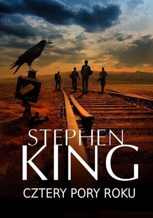 okładka Cztery pory roku, Książka | Stephen King