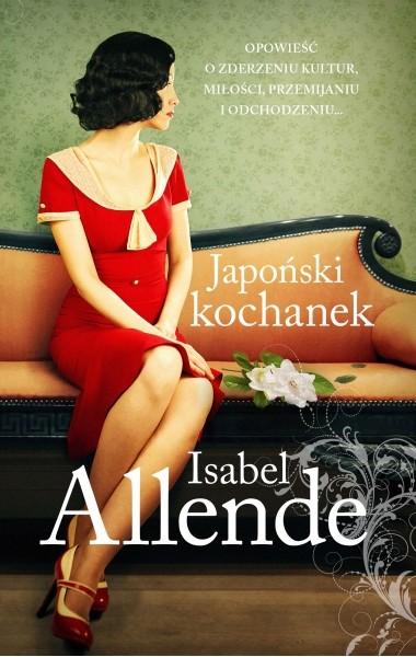 okładka Japoński kochanek, Książka | Isabel Allende