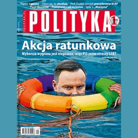 okładka AudioPolityka Nr 25 z 17 czerwca 2020 rokuaudiobook | MP3 | Polityka