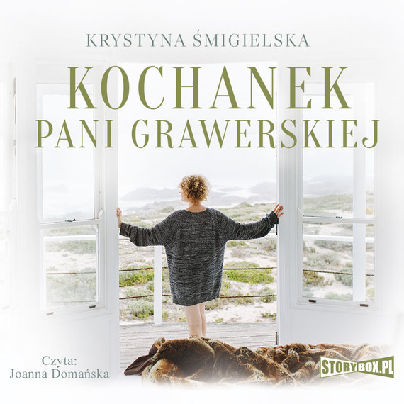 okładka Kochanek pani Grawerskiejaudiobook   MP3   Krystyna Śmigielska