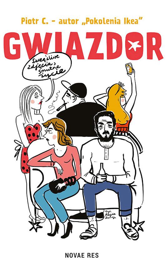 okładka Gwiazdor, Ebook   Piotr  C