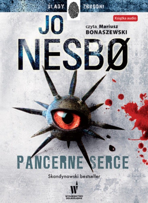 okładka Pancerne serceaudiobook   MP3   Jo Nesbo