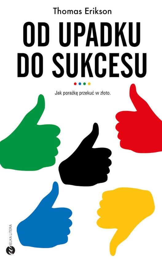 okładka Od upadku do sukcesuebook | epub, mobi | Thomas Erikson