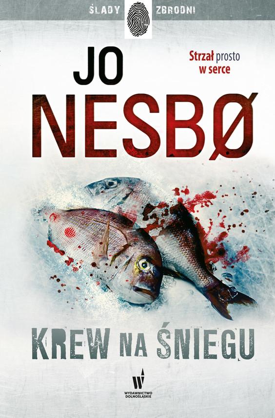 okładka Krew na śnieguebook | epub, mobi | Jo Nesbo