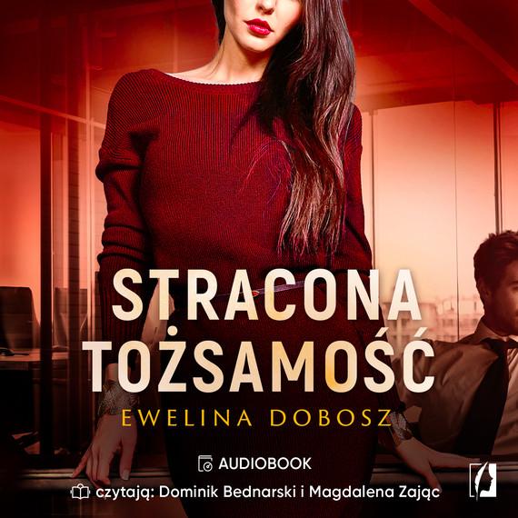 okładka Stracona tożsamośćaudiobook   MP3   Ewelina  Dobosz