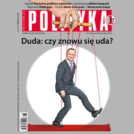 okładka AudioPolityka Nr 26 z 14 czerwca 2020 rokuaudiobook | MP3 | Polityka