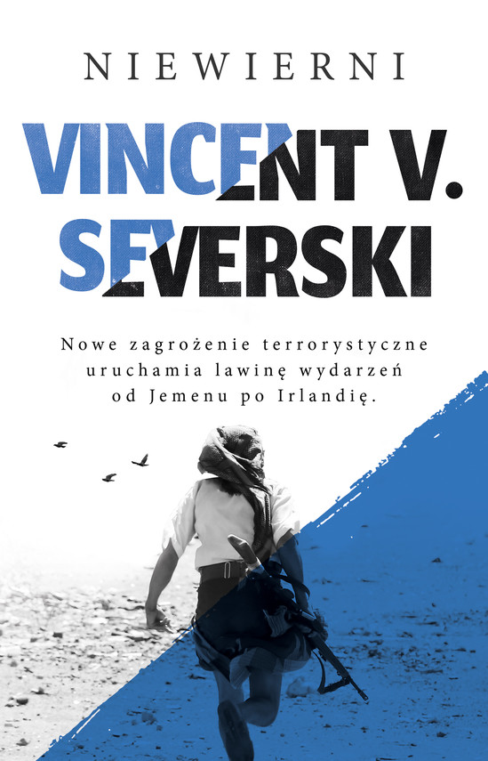 okładka Niewierniebook | epub, mobi | V. Severski Vincent
