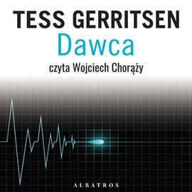 okładka Dawcaaudiobook   MP3   Tess Gerritsen
