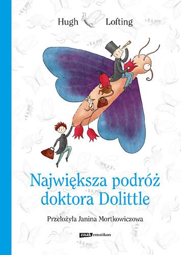 okładka Największa podróż doktora Dolittleksiążka |  | Hugh Lofting