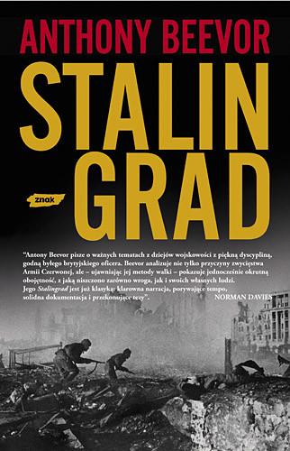 okładka Stalingrad, Książka | Antony Beevor