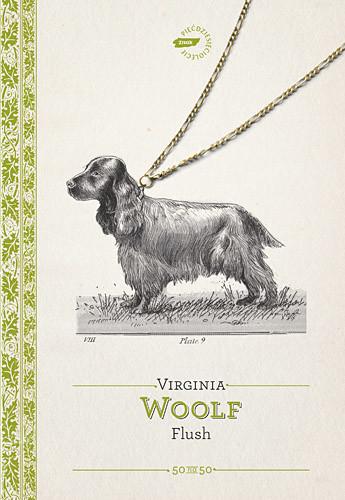 okładka Flush, Książka | Virginia Woolf