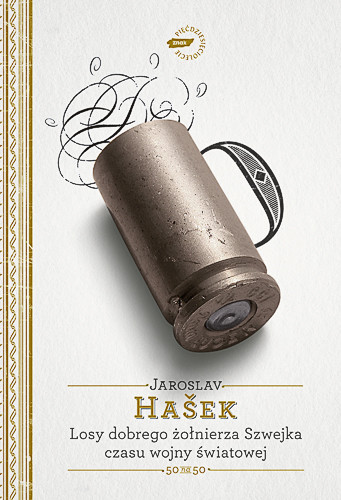 okładka Losy dobrego żołnierza Szwejka czasu wojny światowej książka |  | Hašek Jaroslav