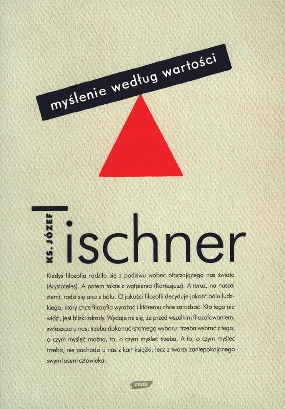 okładka Myślenie według wartościksiążka |  | Józef Tischner