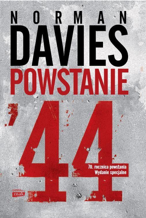 okładka Powstanie '44książka |  | Norman Davies