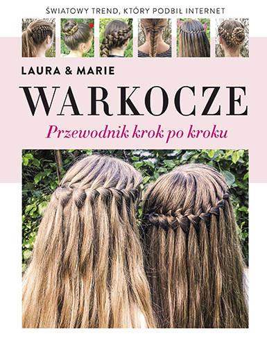 okładka Warkoczeksiążka |  | Kristine Arnesen Laura, Marie Moesgaard Wivel