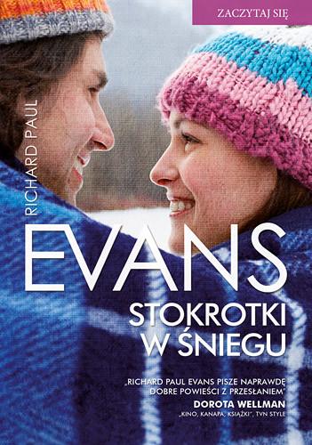 okładka Stokrotki w śniegu, Książka   Paul Evans Richard