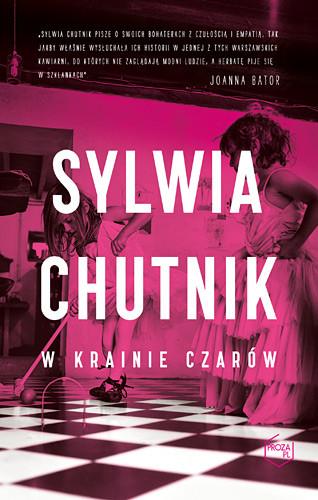 okładka W krainie czarówksiążka |  | Sylwia Chutnik