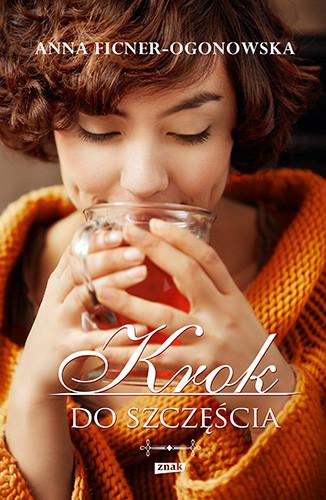 okładka Krok do szczęścia, Książka | Anna Ficner-Ogonowska
