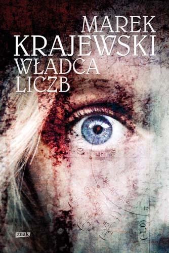 okładka Władca liczb, Książka | Marek Krajewski