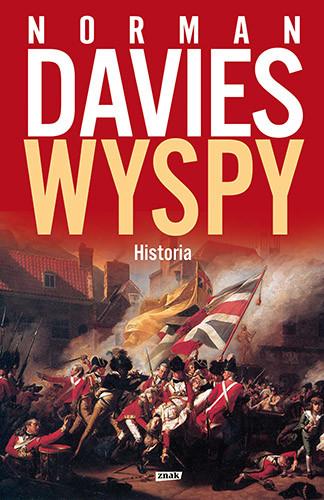 okładka Wyspy. Historia, Książka | Norman Davies