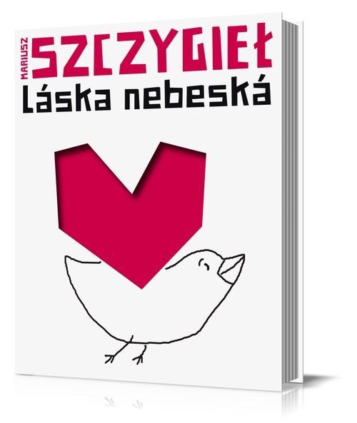 okładka Laska nebeskaksiążka      Mariusz Szczygieł