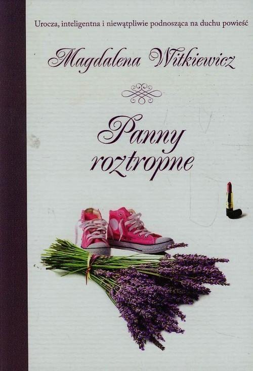 okładka Panny roztropneksiążka      Magdalena Witkiewicz