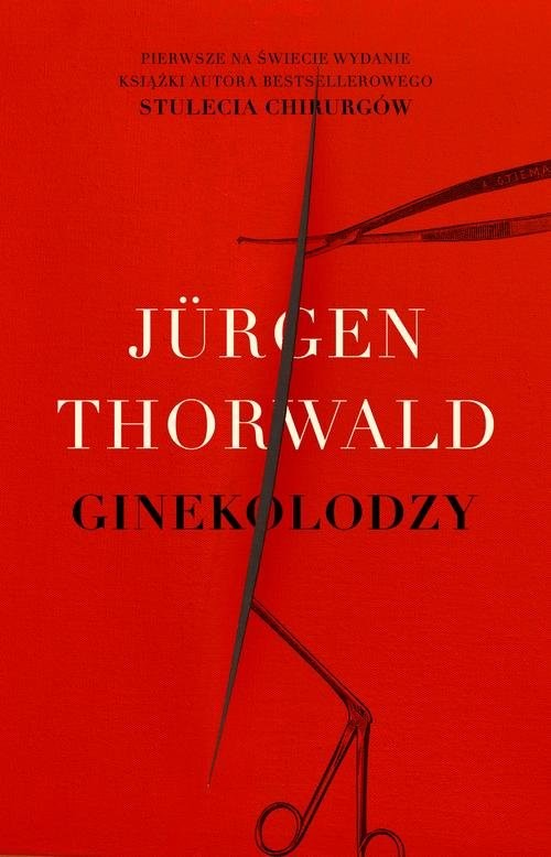 okładka Ginekolodzyksiążka      Jürgen Thorwald