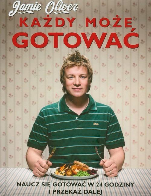 okładka Każdy może gotowaćksiążka |  | Oliver Jamie