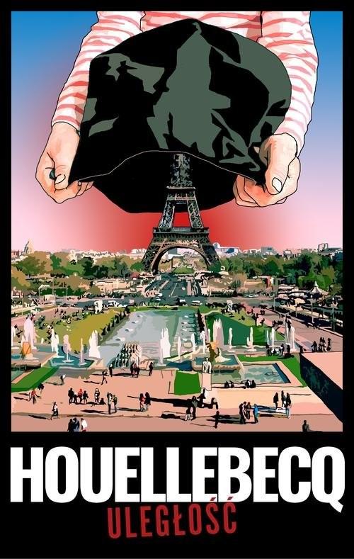 okładka Uległośćksiążka      Michel Houellebecq