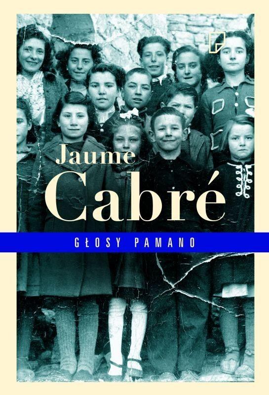 okładka Głosy Pamano, Książka | Cabré Jaume