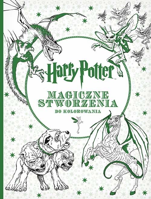 okładka Harry Potter. Magiczne stworzenia do kolorowaniaksiążka |  | Opracowanie zbiorowe