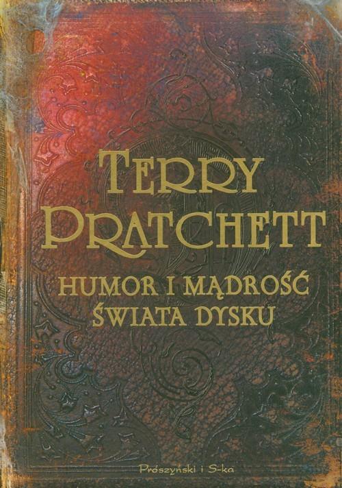 okładka Humor i mądrość świata dyskuksiążka |  | Terry Pratchett