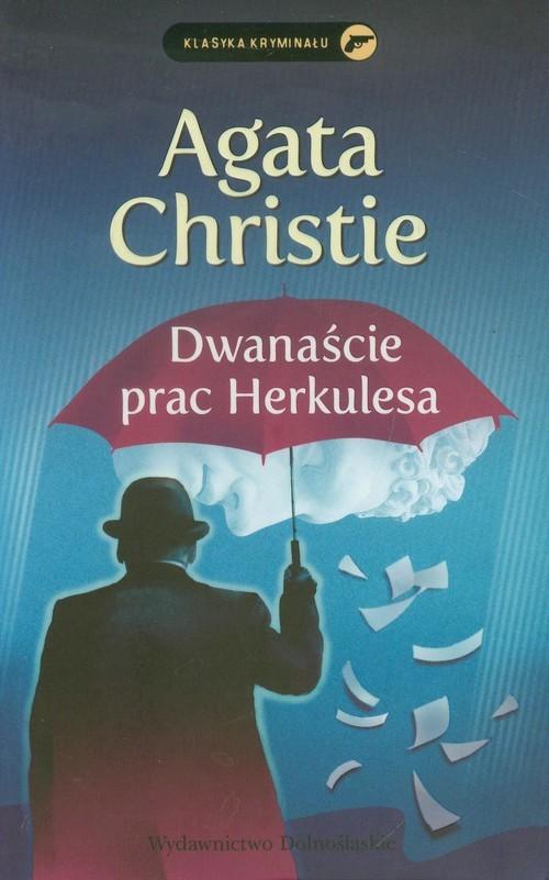 okładka Dwanaście prac Herkulesa, Książka | Agata Christie