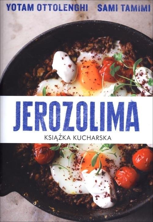 okładka Jerozolima. Książka kucharska, Książka | Tamimi Sami, Ottolenghi Yotam