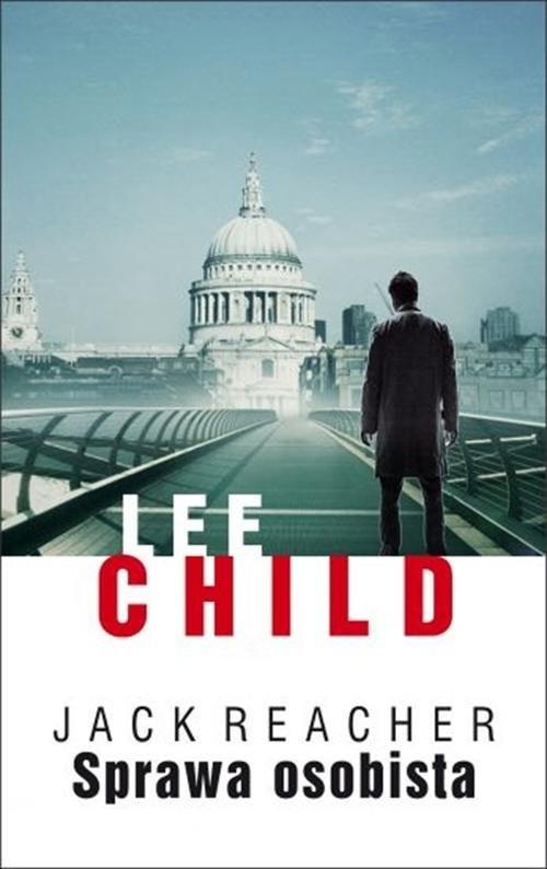 okładka Sprawa osobistaksiążka      Lee Child
