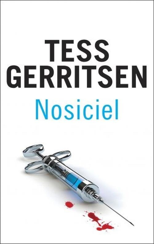 okładka Nosiciel, Książka | Tess Gerritsen