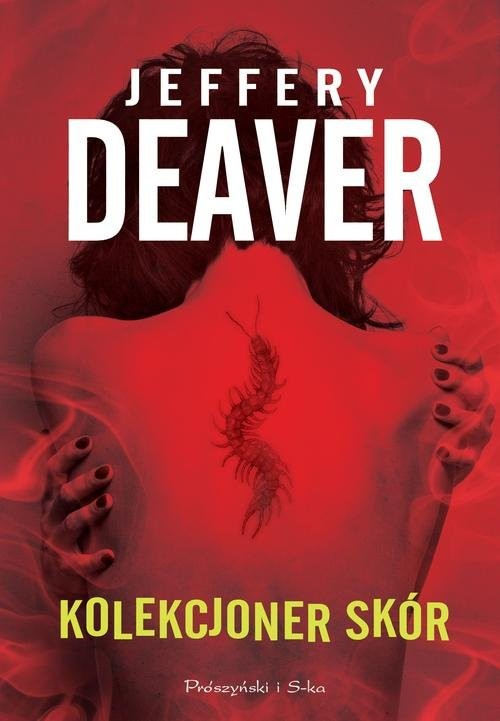 okładka Kolekcjoner skórksiążka      Jeffery Deaver