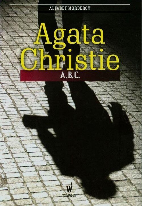 okładka A.B.C.książka      Agata Christie