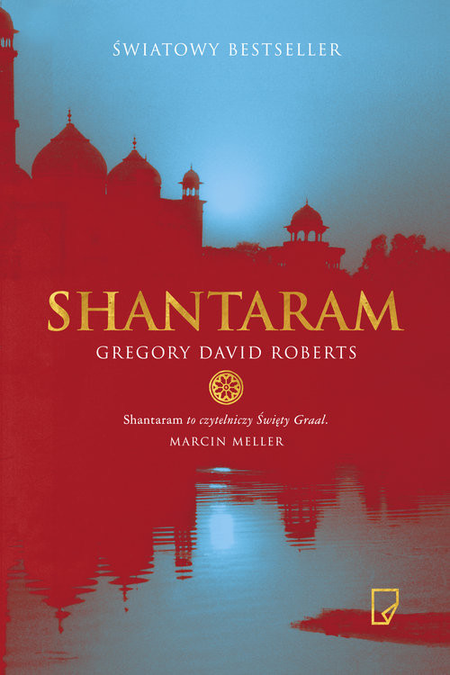 okładka Shantaramksiążka      Gregory Roberts David