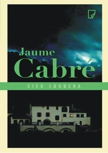 okładka Cień eunucha, Książka | Cabre Jaume