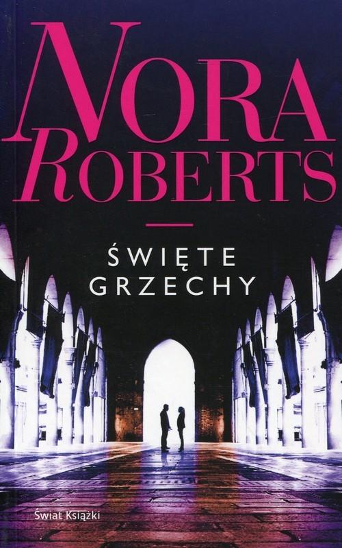 okładka Święte grzechyksiążka |  | Nora Roberts