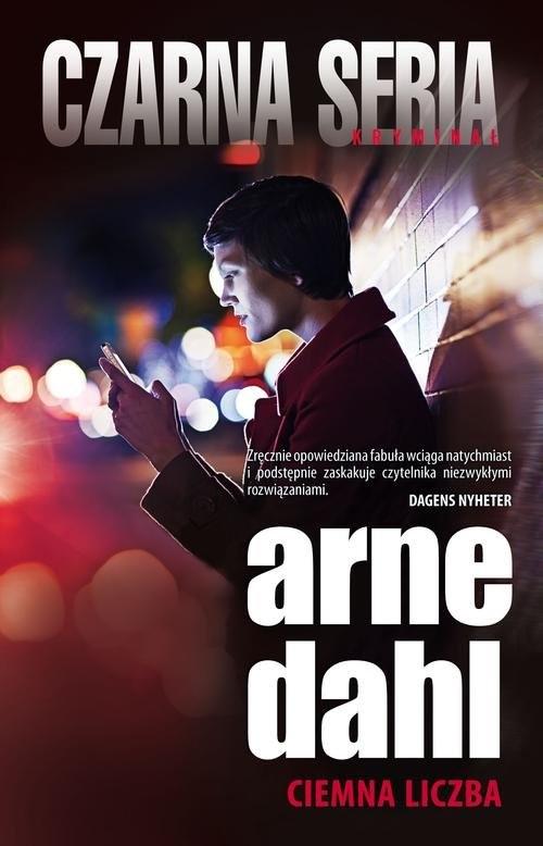 okładka Ciemna liczbaksiążka      Arne Dahl
